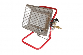 Infra-Red Gas Site Heater