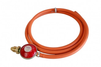 37mbar Regulator & Hose Assembly Kit
