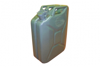 10litre Steel Jerry Can